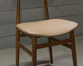 chair + stool 60 years