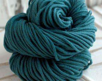 Organic O-Wool O-Wash Chunky 100g FULL skein machine washable wool yarn