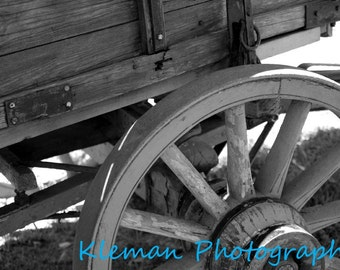Wagon Wheel 8x10 Matte-READY TO SHIP