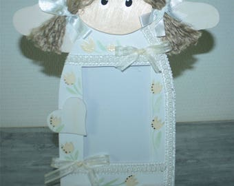 Angel picture holder