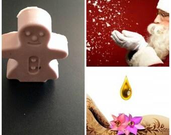 SOAP fragrance sanded Christmas cookie shape
