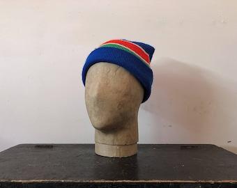 Vintage wool ski Beanie