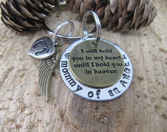 Mommy of an Angel,loss of child,stillborn gift,baby loss,sympathy gift,miscarriage, Daddy of an Angel, Gift for loss of child