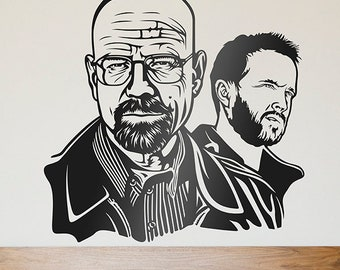Breaking bad decal
