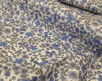 New classic liberty Emilia's Bloom blue - 10 cm