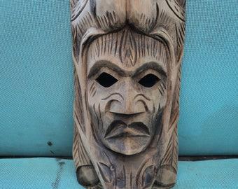 Antique Ceremonial Mask