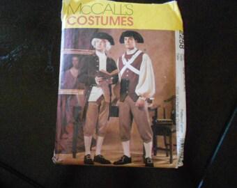 Mens Revolutionary Costume Patterns