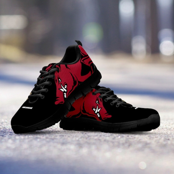 Running football Custom Arkansas Ladies Mens Black Unofficial Size Kids gift baseball Sneakers Shoes Fan basketball Trainers qtExEwO
