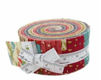 SPRING SALE - Jelly Roll - Lucky Day - MoMo - Moda Fabric