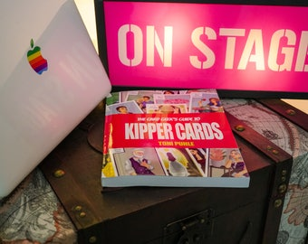 The Card Geek's Guide to Kipper Cards - Available again by popular demand!