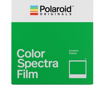 Polaroid Orinigals Color Film for Spectra