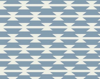 Art Gallery - Arizona After Collection - Tomahawk Stripe in Cloud