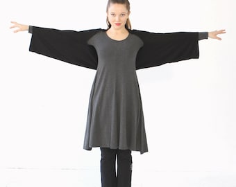 Black Kimono Cardigan| Boho Kimono Cardigan|Over Sized Cardigan|Kimono Jacket|Shrugs for Dresses|Plus Sizes|Gift for Mom|Gift for Sister