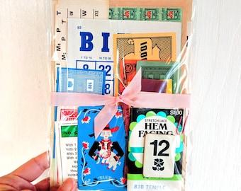 Vintage Ephemera Pack / 30 Pieces / Paper Ephemera / Vintage Ephemera / Junk Journal / Daily Planner
