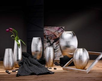 "Vaso in argento ""Eco"""