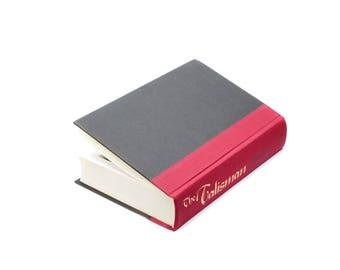 The Talisman Stephen King Hollow Book Box Black Booksafe Boyfriend Manly Gift Groomsmen Best Man Dad Vintage Moneysafe - READY TO SHIP