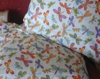 Dragonfly cushions