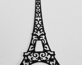 Eiffel Tower Die Cuts