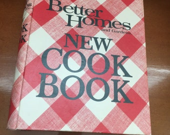 1979 Revised Edition 6th printing Better Homes and Gardens New Cook Book
