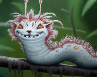 Shiftypillar (PRINT)