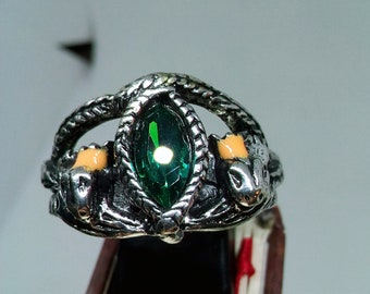 Ring of Barahir Aragorn's Ring from Lord of the Rings Sizes: 6-10 (US)