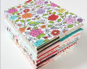 SEWING PATTERN - Fabric Book covers