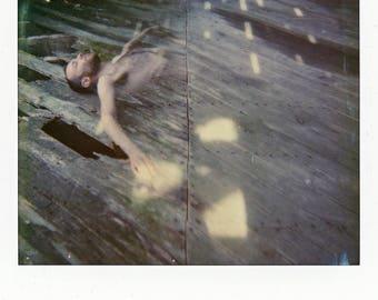 Polaroid Print - Ghost Farm