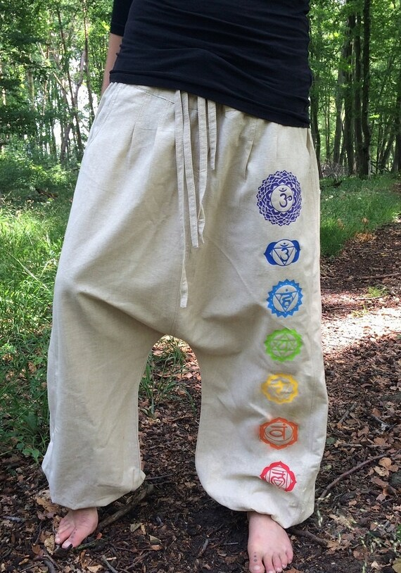 harem-pants-chakra-chakren-bloomers-psy-aladdin-trousers-goa-monotobi-psychedelic-yoga-clothing-trousers-festival-hippie-meditation 4mJJX