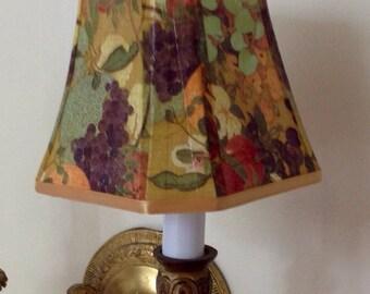 Chandelier Shade, Chandelier Lampshade, Chandelier Lamp Shade, Vintage inspired Chandelier Lamp Shade, French Country Chandelier Lamp Shade