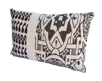 patchwork pillow