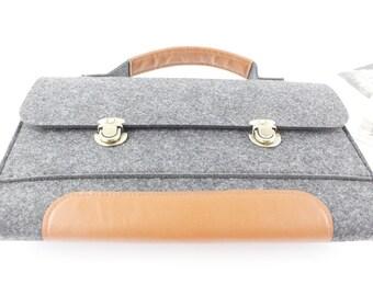 Gift Felt Macbook sleeve, Macbook Air case, Macbook Pro sleeve, Macbook 11 13 15 Air Pro Retina Sleeve, laptop sleeve, laptop case 013