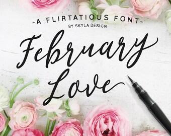 Romantic font, Modern calligraphy font, Calligraphy typeface, Wedding font download, Handwritten font, Contemporary font, Script font