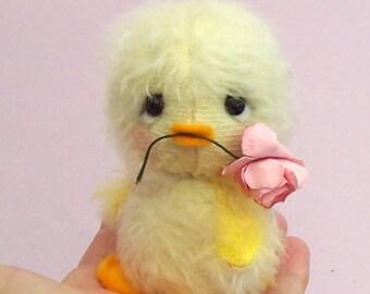 Chirrup Chick cute soft toy digital chick sewing pattern