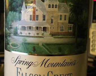 Unopened Bottle of Falcon Crest Wine