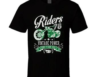 Riders Vintage Power T Shirt