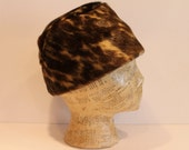 Vintage Ladies Fur Hat - ...