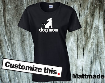 Dog shirt / Dog Tank Top / Custom Dog shirt or tote bag