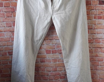 """Men's Vintage 90s Levis 501 #552 Button Fly 31x29"""" Made in usa"""