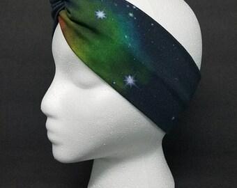 Faux turban headband ( Adult)