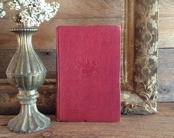 1933 Pride and Prejudice, Jane Austen, published by Daily Express Publications, London, Vintage Book, Jane Austen Gifts