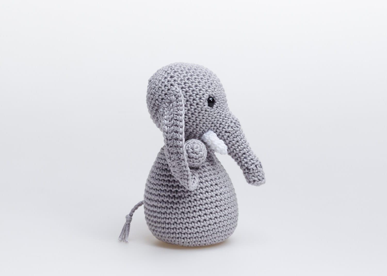 Amigurumi Patterns Elephant : Elephant crochet pattern amigurumi pattern elephant crochet