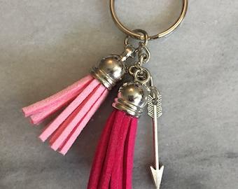 Pink Heaven Keychain