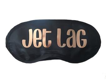 Sleep Mask - Travel Accessory - Jet Lag