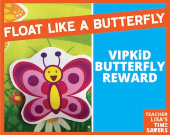 VIPKID Butterfly Reward