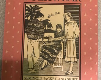Folkwear Pattern 127 Seminole Jacket and Skirt