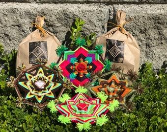 Mini Mandala (4 pieces)