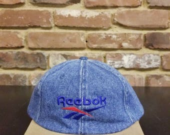 Vintage Reebok Adjustable Strap