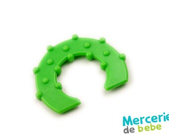 Green - shape semicircle - C32 - V5 decorative element