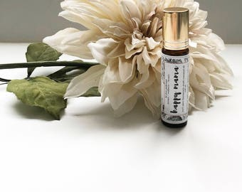 Happy Mama // 100% Therapeutic Grade Essential Oil Roll On // Gift for her // Fragrance // Aromatherapy