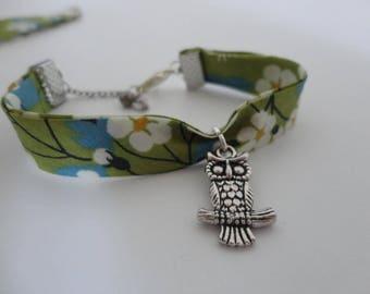 Child bracelet liberty and charm